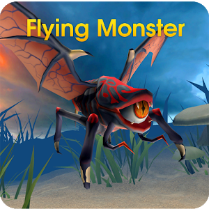 Flying Monster Insect Sim icon
