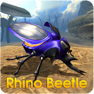 Rhino Beetle Simulator icon