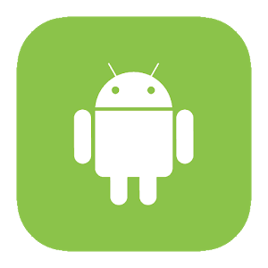 Stick with Android icon
