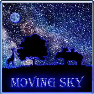 Moving Sky icon