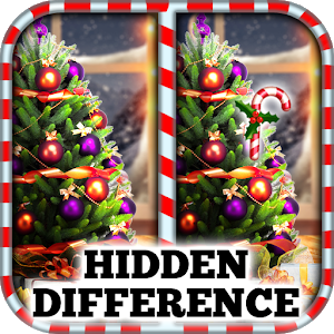 Difference: Happy Christmas icon