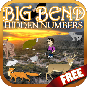 Big Bend Hidden Numbers icon