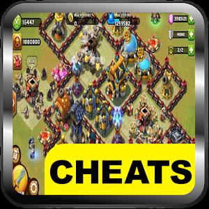 Cheats for Castle Clash icon