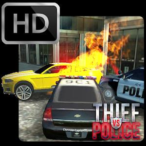 THIEF VS POLICE icon