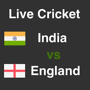 India vs England - LiveCricket icon
