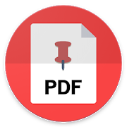PDF Pinner: Pin PDFs To Home Screen icon