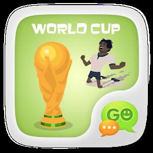 GO SMS PRO SOCCER STICKER icon