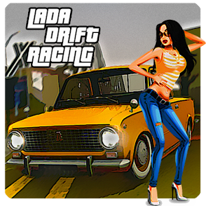Lada Drift Racing icon