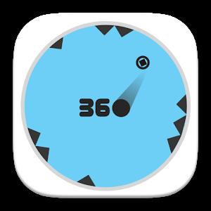 360 Radius icon