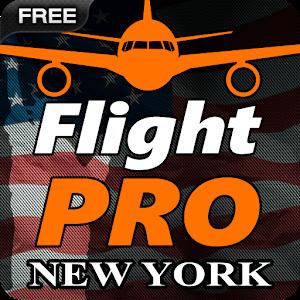 Pro Flight Simulator NY Free icon