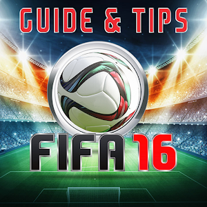 Guide, Tips and Tricks FIFA 16 icon