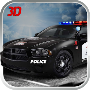 Police Chase Hot Wheels icon
