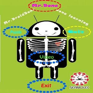 Mr.Bone ( Pengenalan Tulang) icon