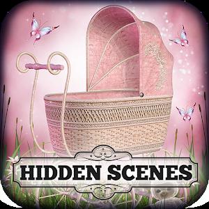 Hidden Scenes - Baby Bedtime icon