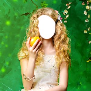 Little Princess Photo Montage icon