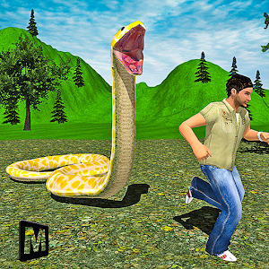 Angry Anaconda Snake Simulator icon