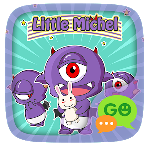 (FREE) GO SMS DEVIL STICKER icon