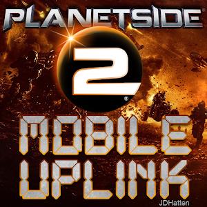 Planetside 2 Mobile Uplink icon
