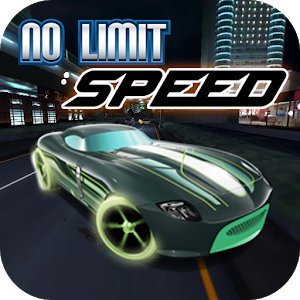 No Limit Max Speed Car 3D City icon