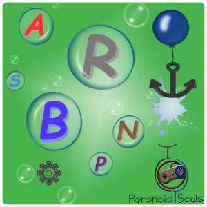 Bubbly Alphabets icon