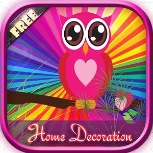 Girly Room Design Game icon
