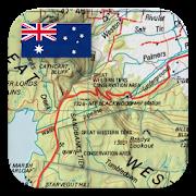 Australia Topo Maps - AppRecs