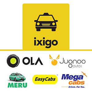ixigo Cabs-Compare & Book Taxi - AppRecs