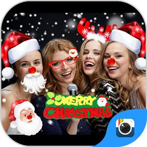FREE-ZCAMERA CHRISTMAS STICKER icon