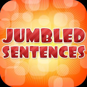 Jumbled Sentences For Kids icon