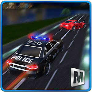 Real City Police Driver 2016 icon