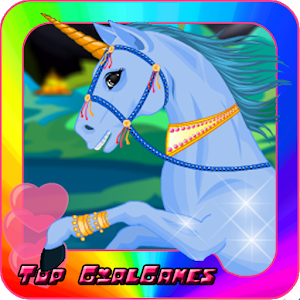 Amazing Unicorn Dress Up Game icon