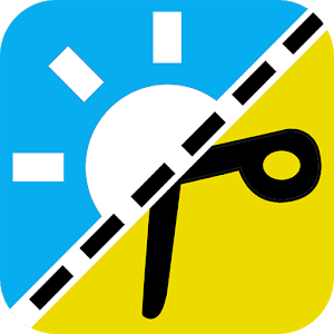 JBlueCut - Screen filter icon