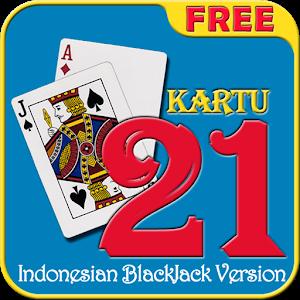 Kartu 21 icon