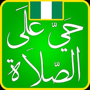 Nigeria islamic Salat Times icon
