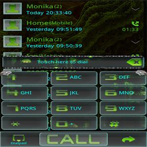Alien X GO Contacts icon