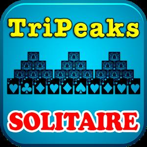 TriPeaks Solitaire - Vegas 21 icon