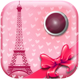 Paris Photo Frames Pic Editor icon