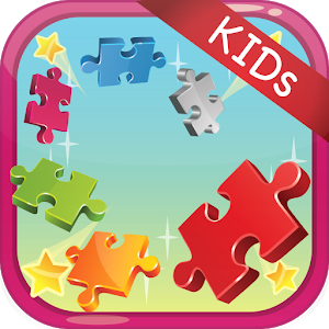 Jigty Jigsaw Puzzles Game Kids icon