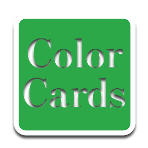 Color Cards Zooper Pack icon
