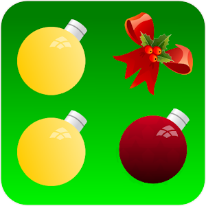 The odd one out(Christmas) icon