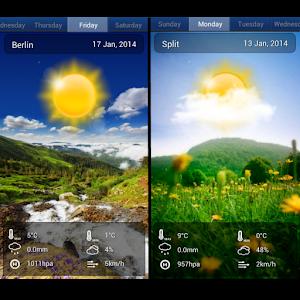 Swipe Weather icon