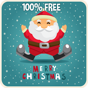 Christmas puzzle 100% free icon