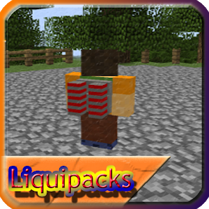 Liquipacks Mod MCPE Guide icon