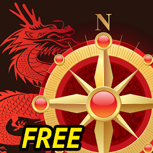 Total Feng Shui Compass Free icon