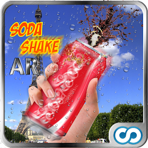 Soda Shake AR icon