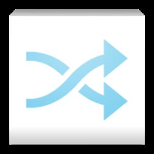 Shuffle Plus Music Player icon