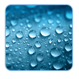 Galaxy Alpha Raindrop LW icon