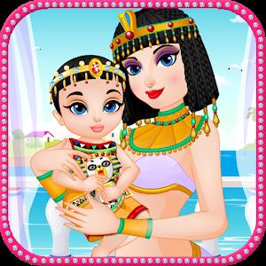 Egyptian Pregnant Princess icon