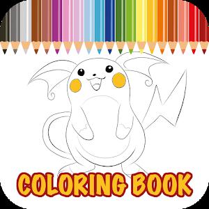 Art Poke Coloring icon