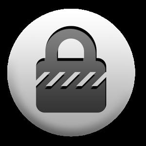 Go locker theme matte metal icon